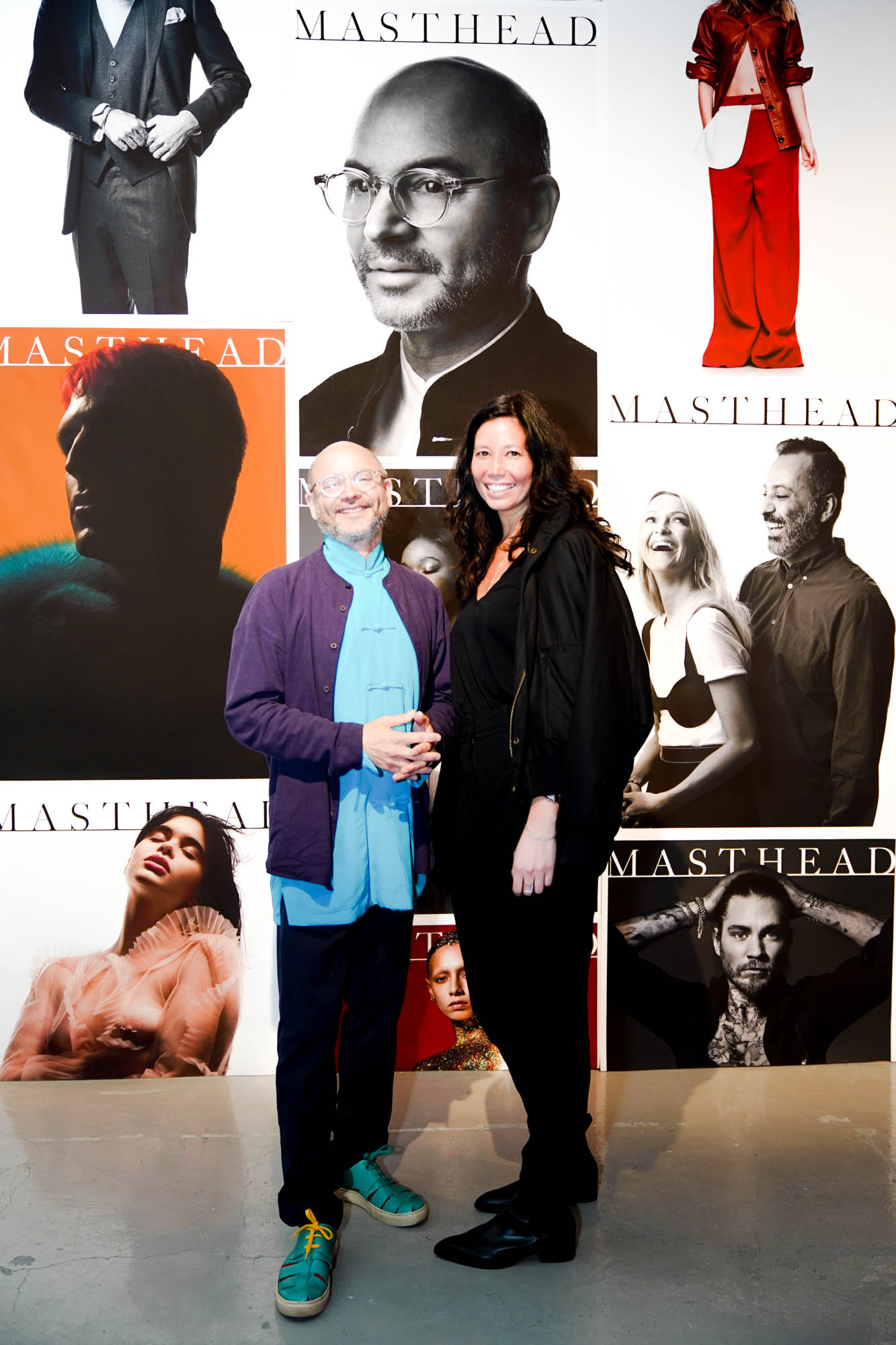 Craig Dykers with Melissa Jones