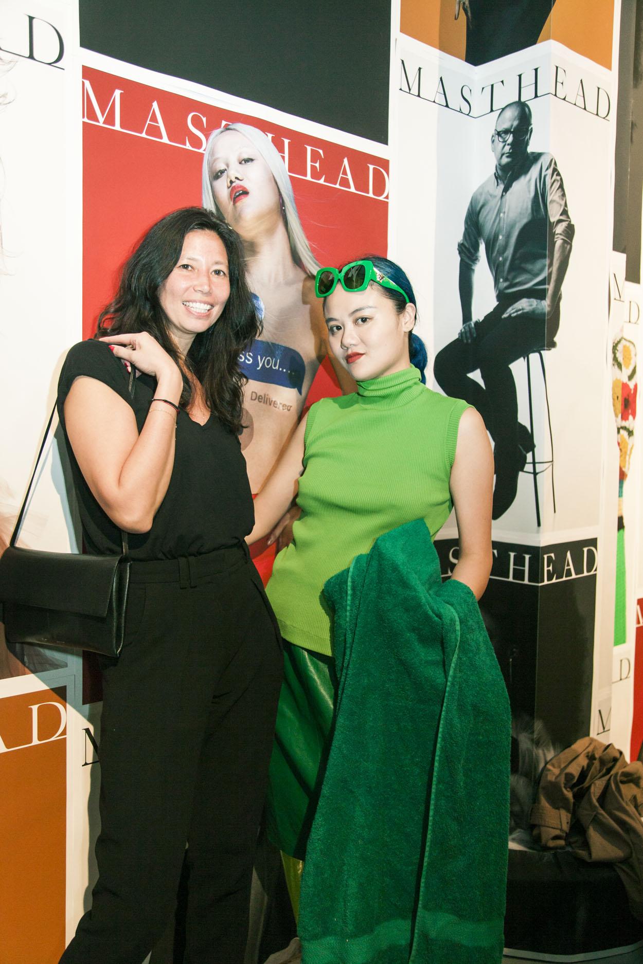Melissa Jones with John Yuyi