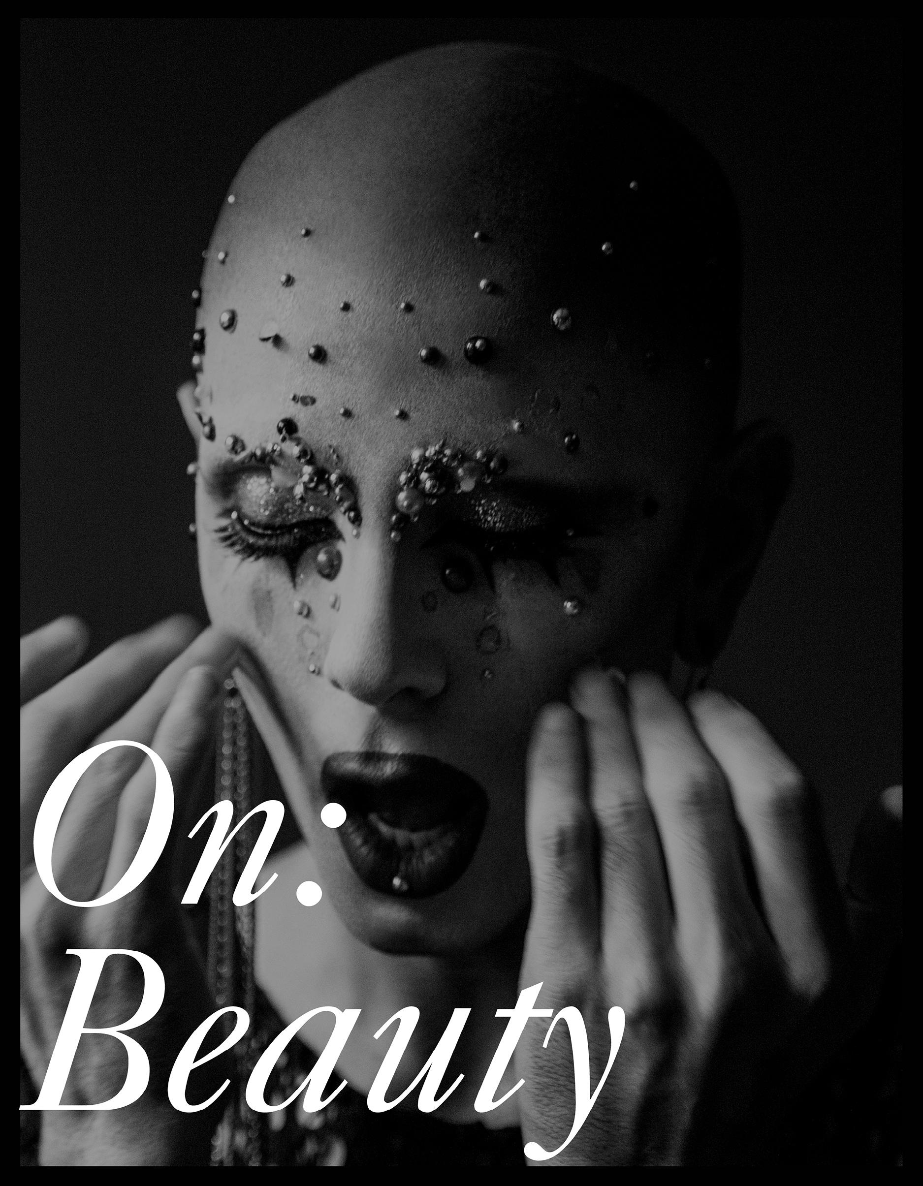 Masthead Magazine on beauty Michael Avedon
