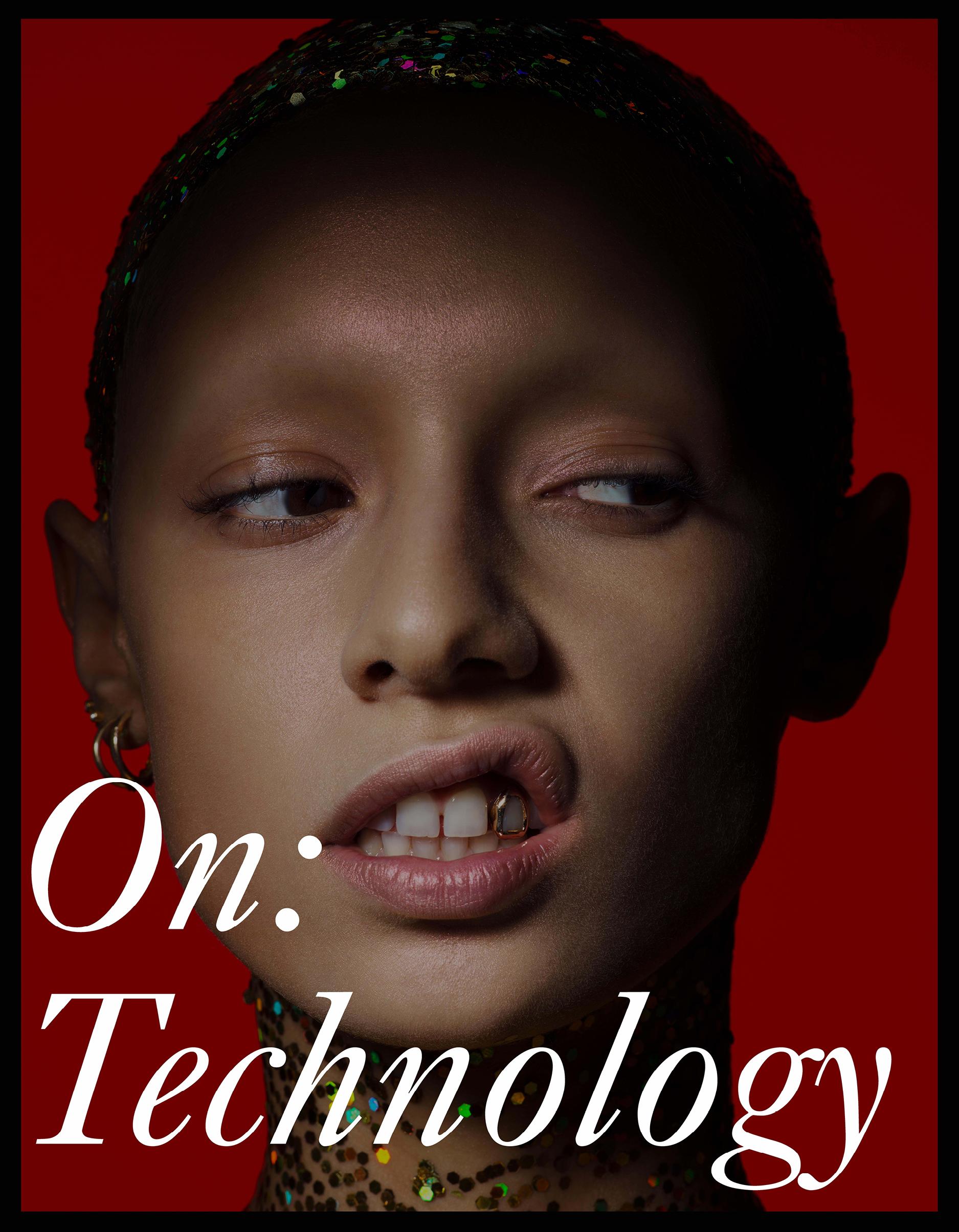 Masthead Magazine on Technology by Albert Watson