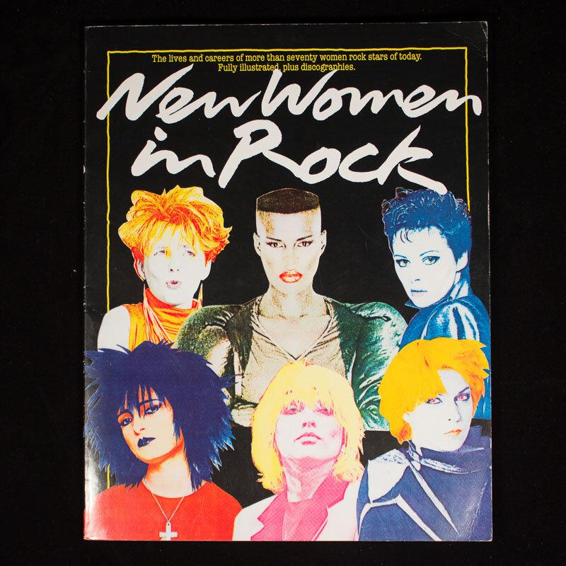 New Women in Rock,   Liz Thomson
