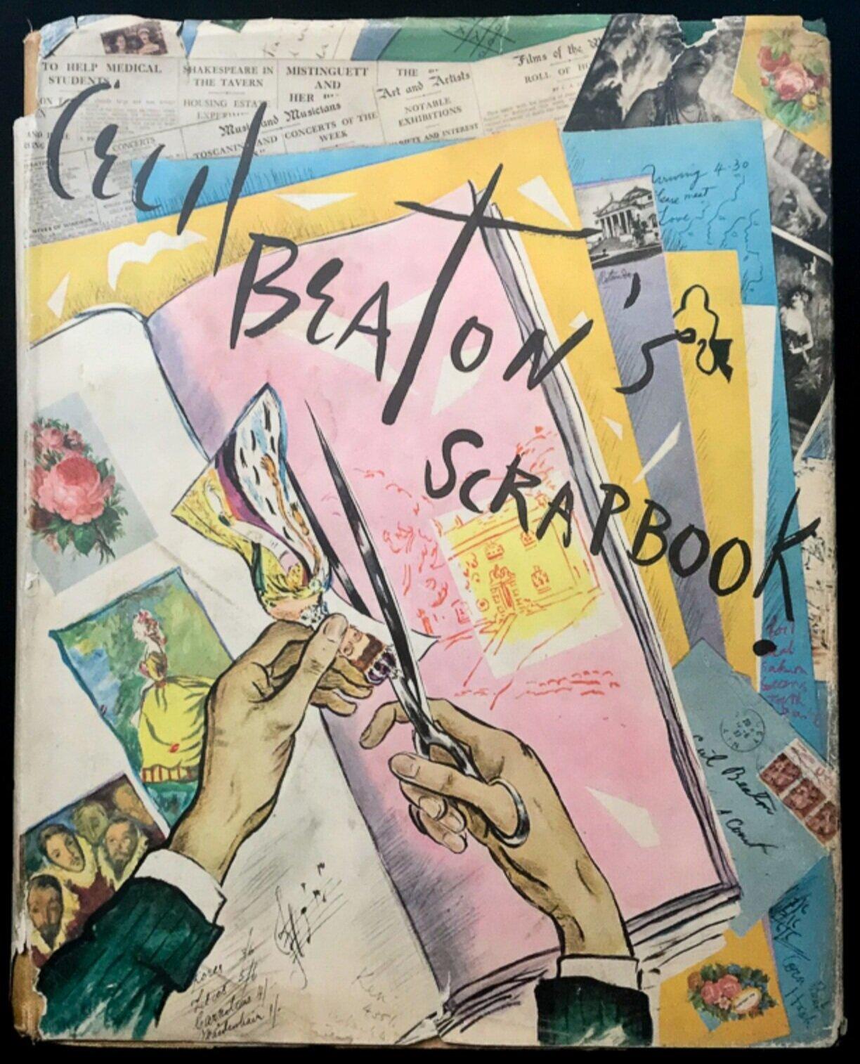 Cecil Beaton's Scrapbook, Cecil Beaton