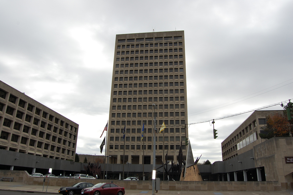 18th Floor State Office Building