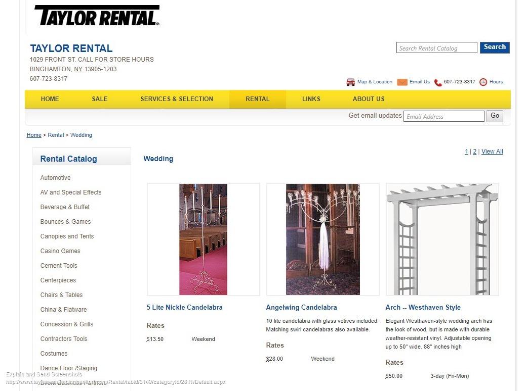 Screenshot of Taylor Rental _ Rental.jpg