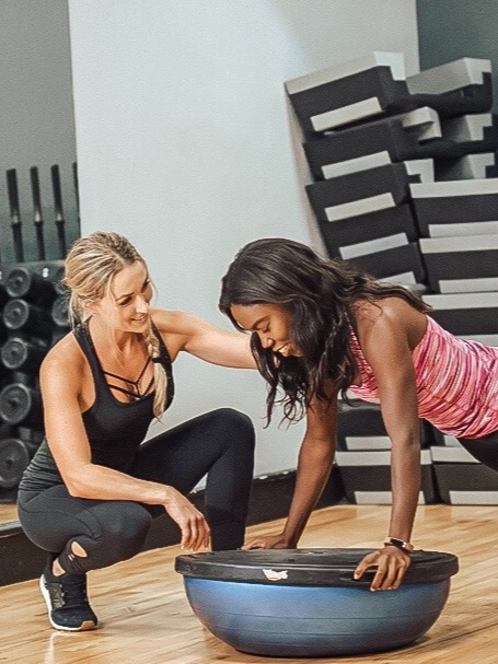 In-Person Trainings - One-on-One Personal Training Sessions