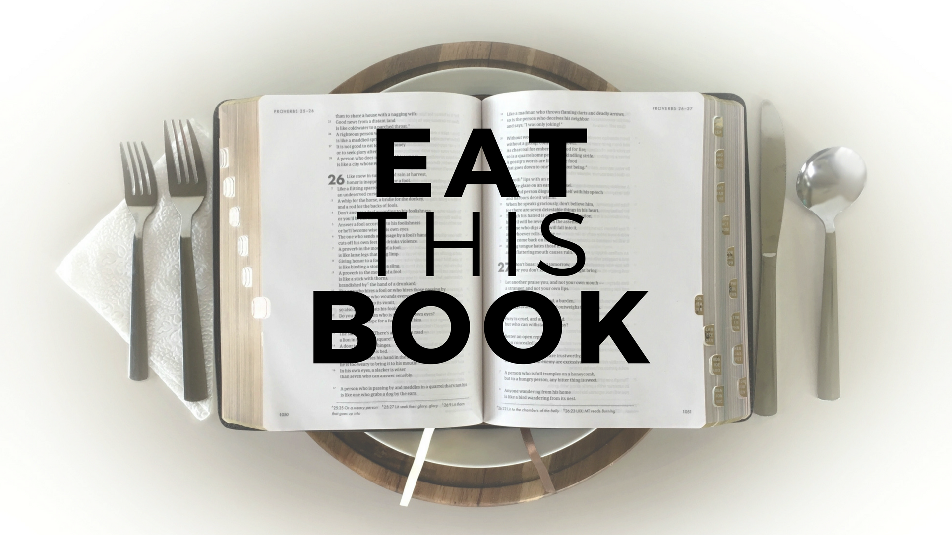 Join us this Sunday as we continue our series, Eat This Book!   As a church, we're using the ReadScripture app ( readscripture.org ) to EAT THIS BOOK. Are you following? You can download the app at the address listed or visit the blog on our website  missiosj.com/blog .