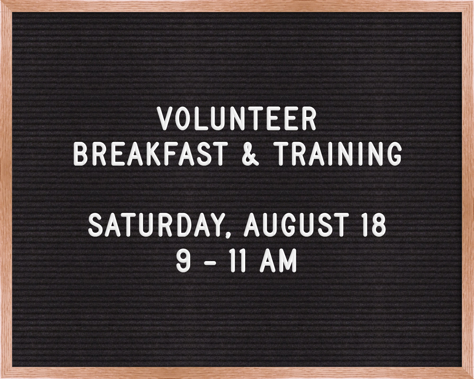 Save the Date!  We are excited to offer an appreciation breakfast for our amazing volunteers that make every Sunday possible. We are  always  in need of new help too! There are plenty of opportunities to serve where you feel YOU fit!  Over the next few weeks, during announcements, we'll hear from the different leaders of each ministry. Look for Volunteer cards at church on Sunday. No commitment is needed just for filling out a card to express your interest! Check anything you are interested in and then join us for breakfast and learn about those ministries that help Missio run!