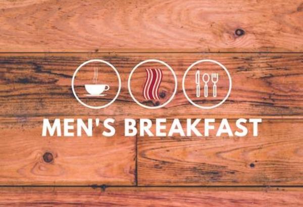 Men's Potluck Breakfast TOMORROW Saturday, August 4 at 8am Bobby Sharp's home 10616 S Oquirrh Lake Road