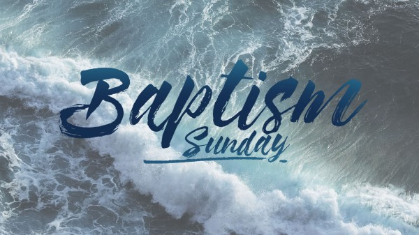 September 16 is Baptism Sunday! Please contact Pastor Tony if you are wanting to be baptized. Chat with him this Sunday or email him at tony@missiosj.com