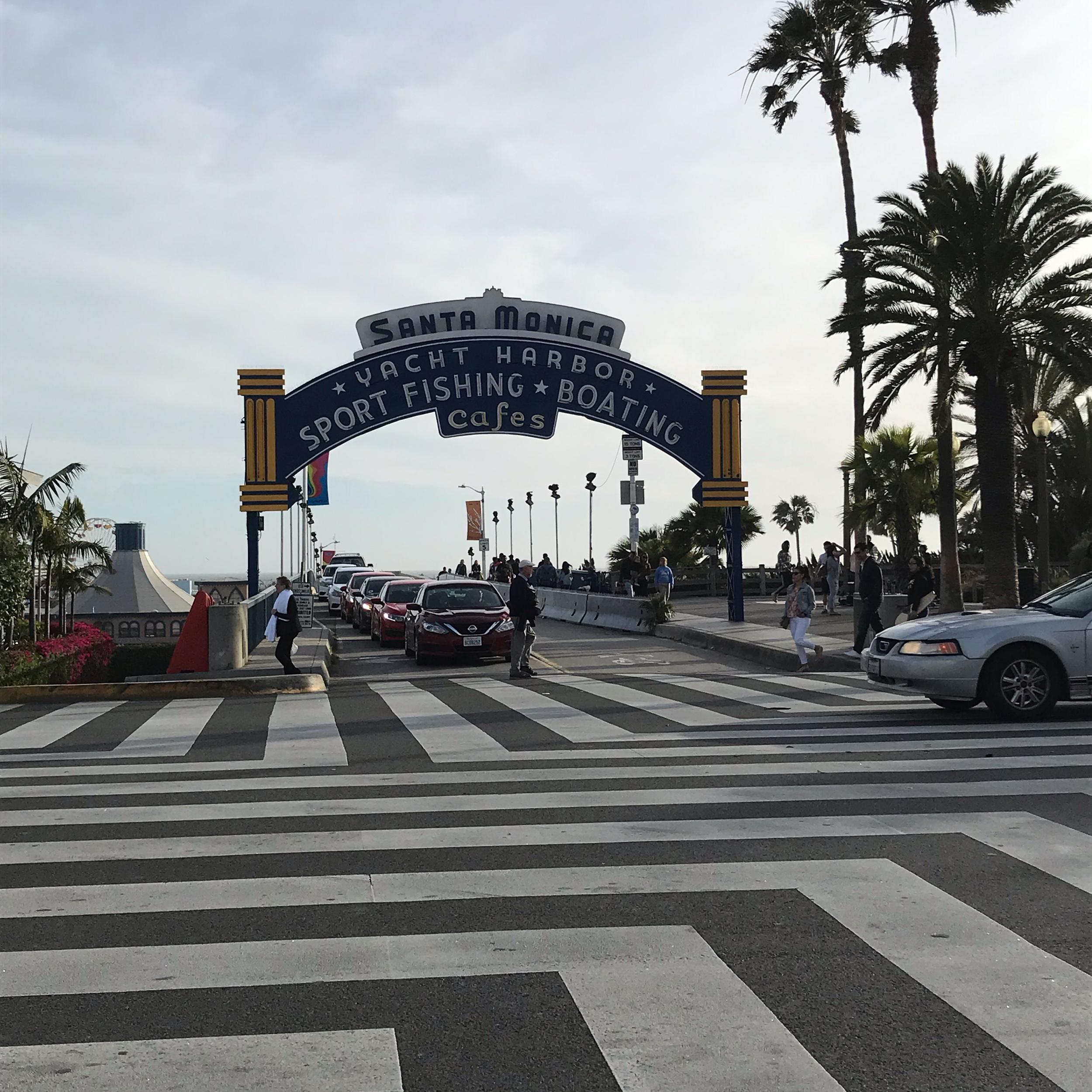 Travel/Venice/Santa Monica/los Angeles/ Weekend travel/ California
