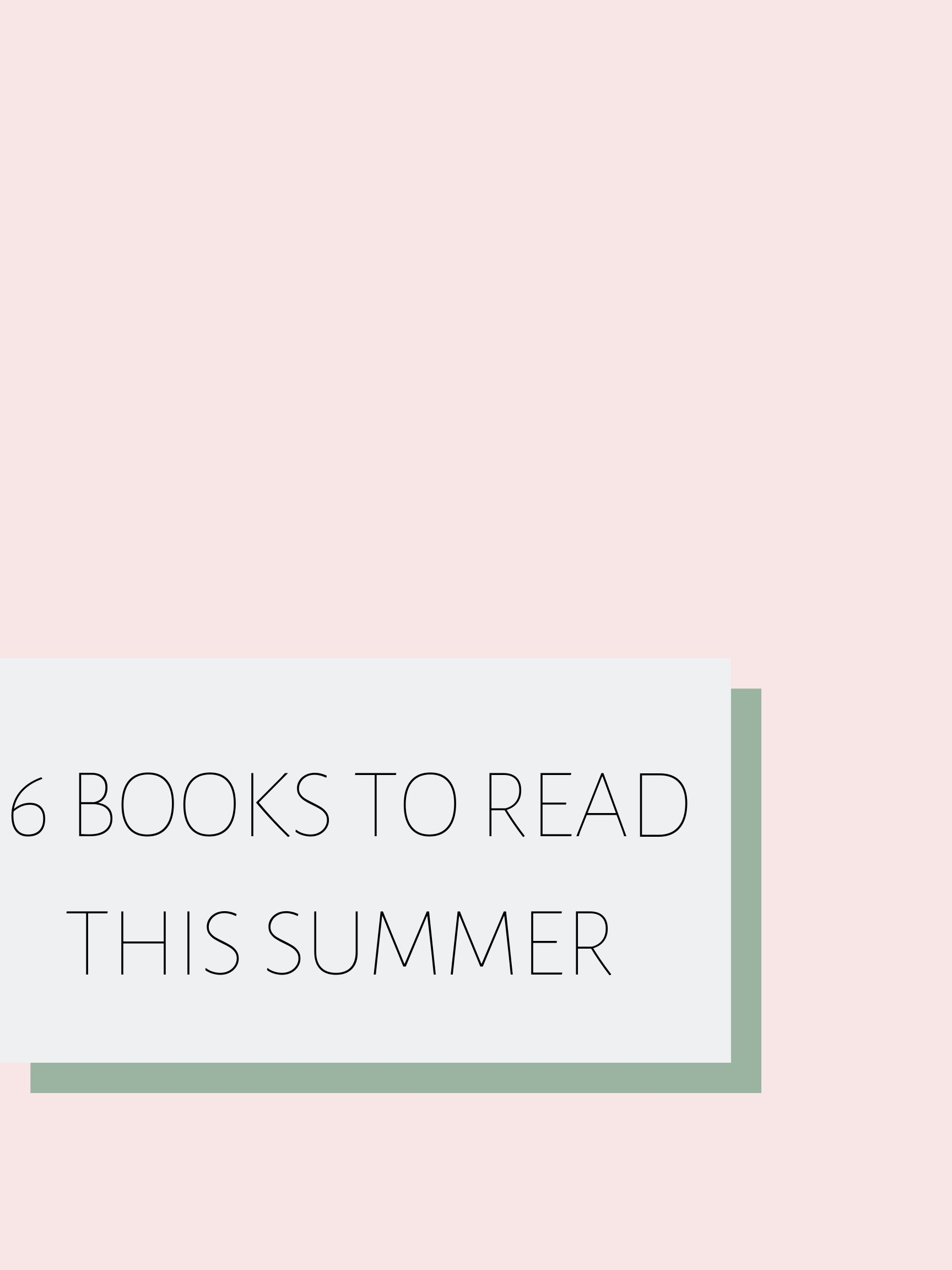 summer read, college books, books, summer, college blogger, book review
