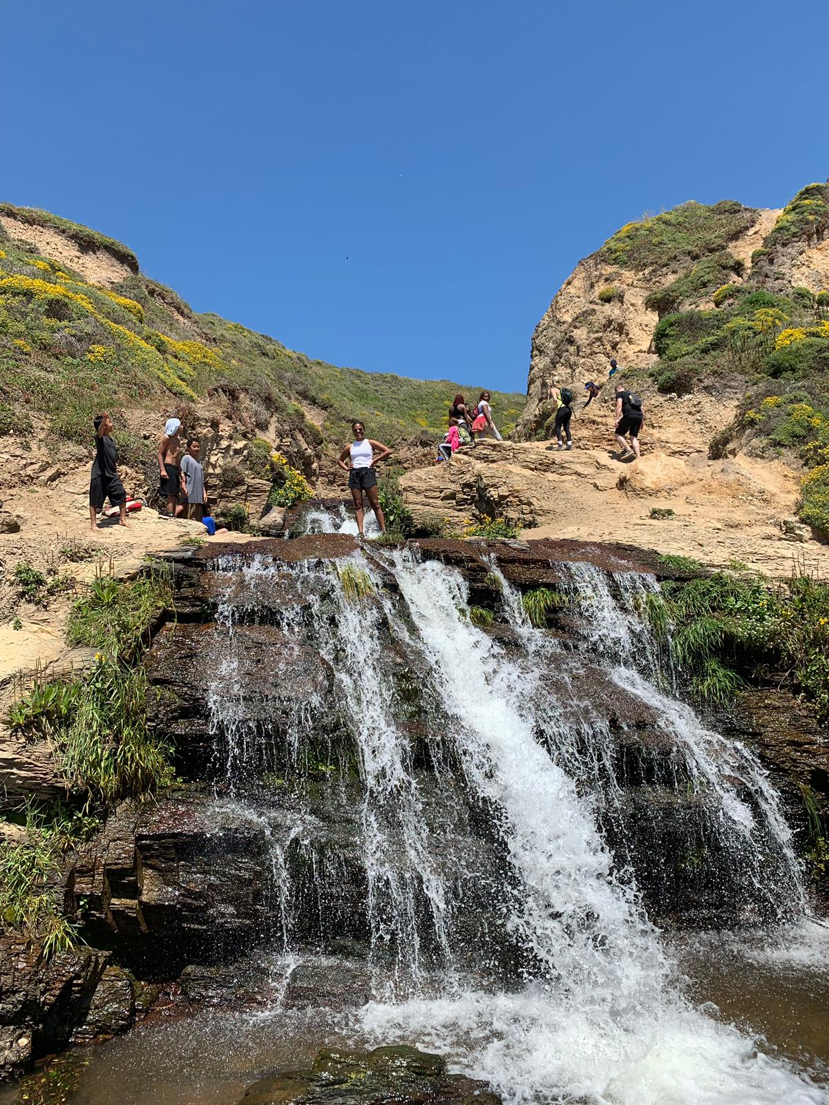 Waterfalll, california, Alamere falls, travel, college travel,  Things to do in California