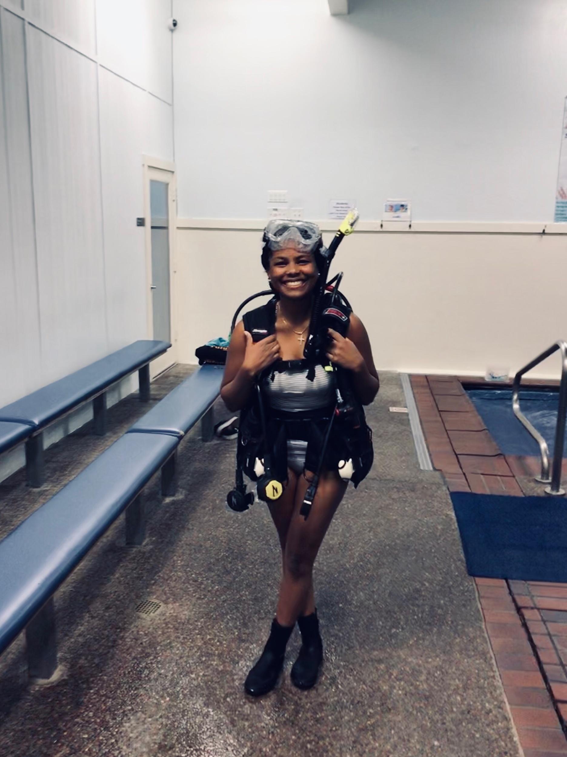 PADI, Open water certification, scuba diving, scuba, scuba diving experience , college travel,