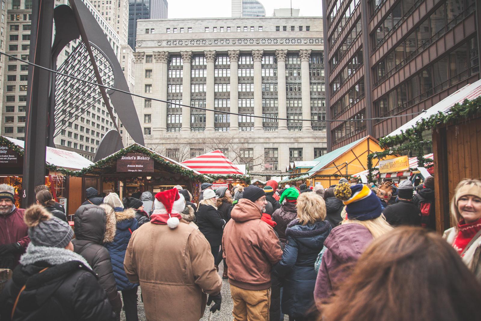 Chicago German Market -