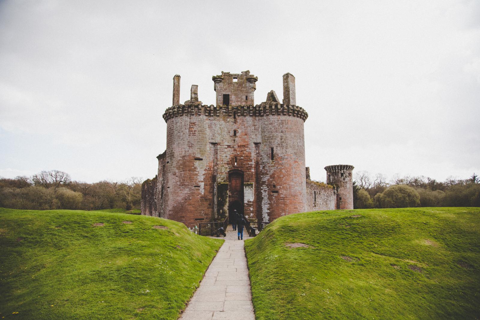 Green in Scotland -