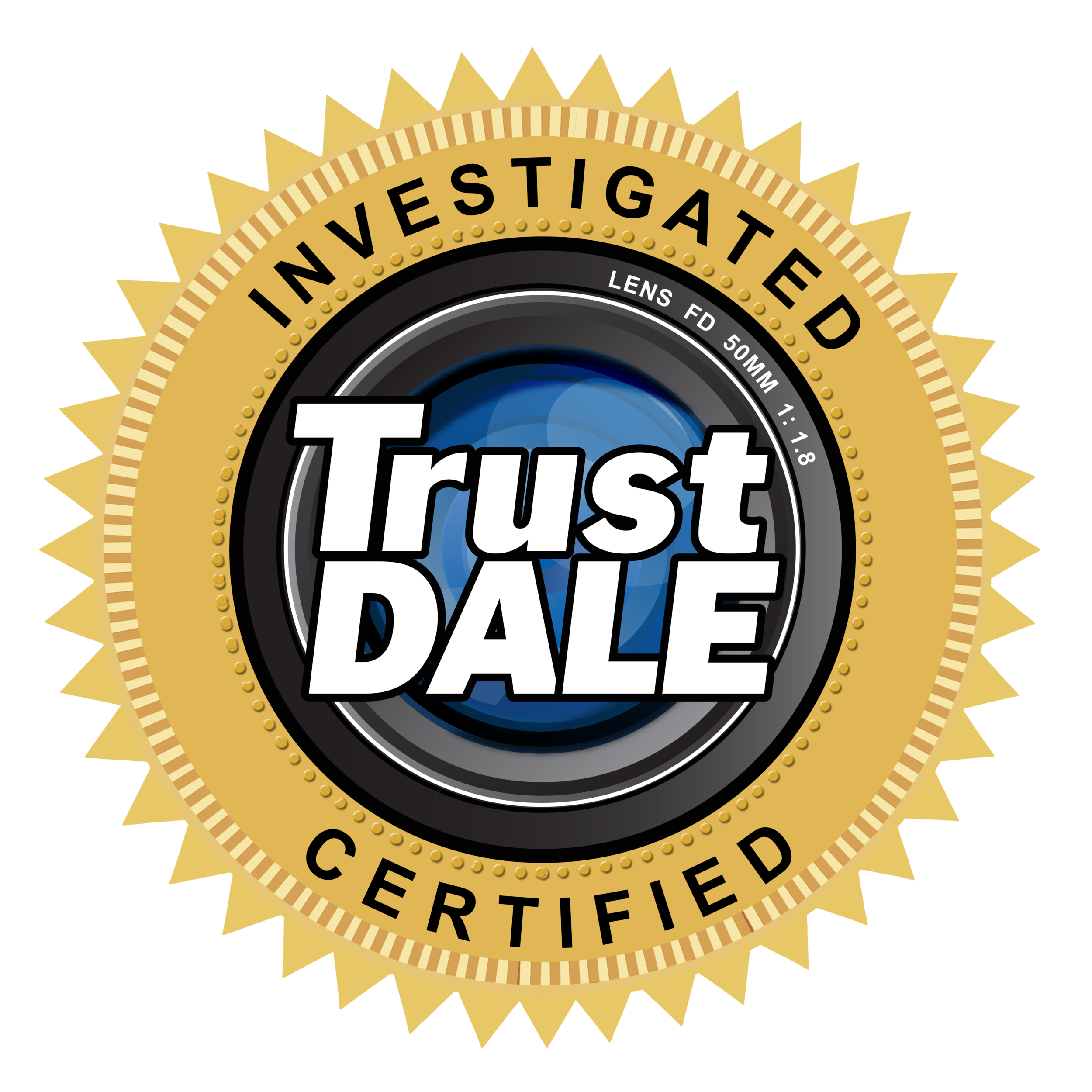 Looking for researched companies on our consumer referral site?  TrustDALE.com