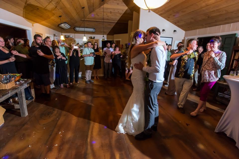 destination wedding big island