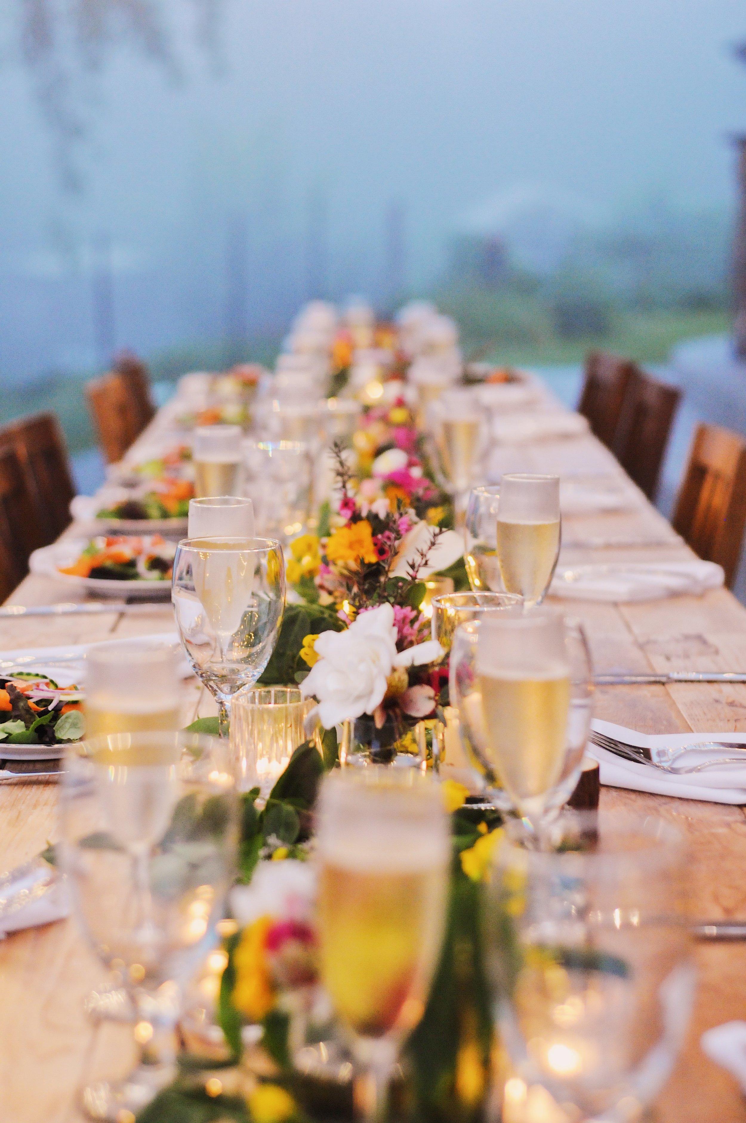 rustic hawaiian destination wedding