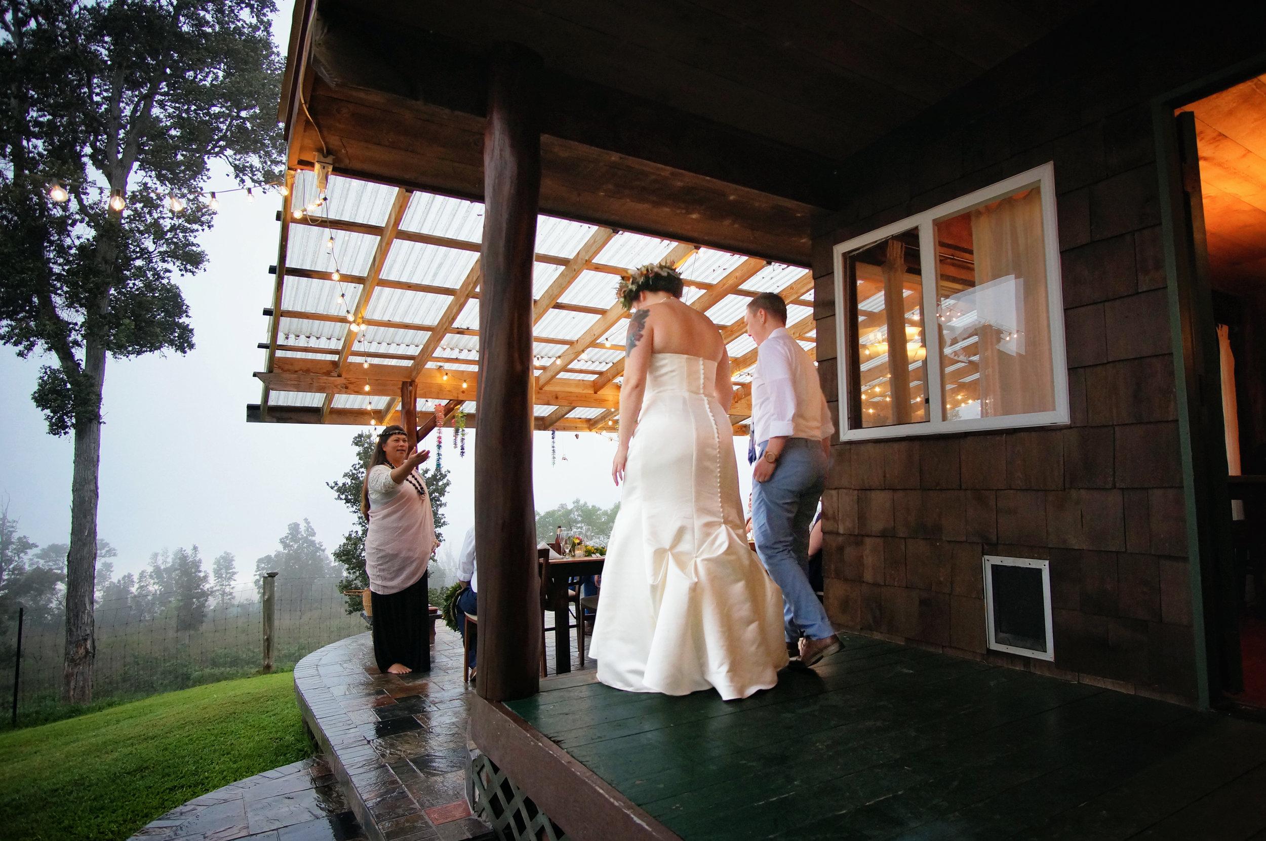 Gay wedding ceremony Hawaii