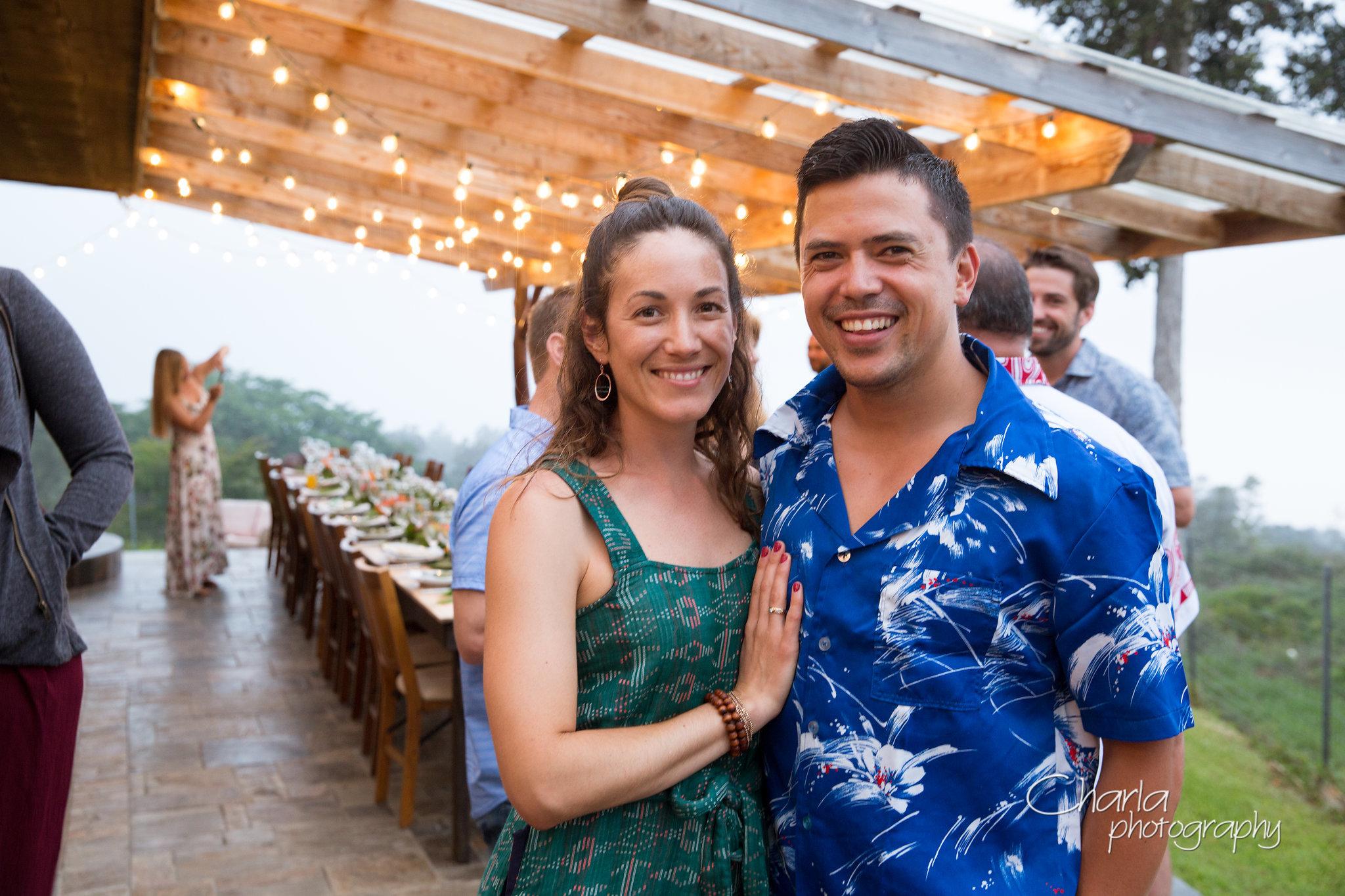 Birthday party hawaii