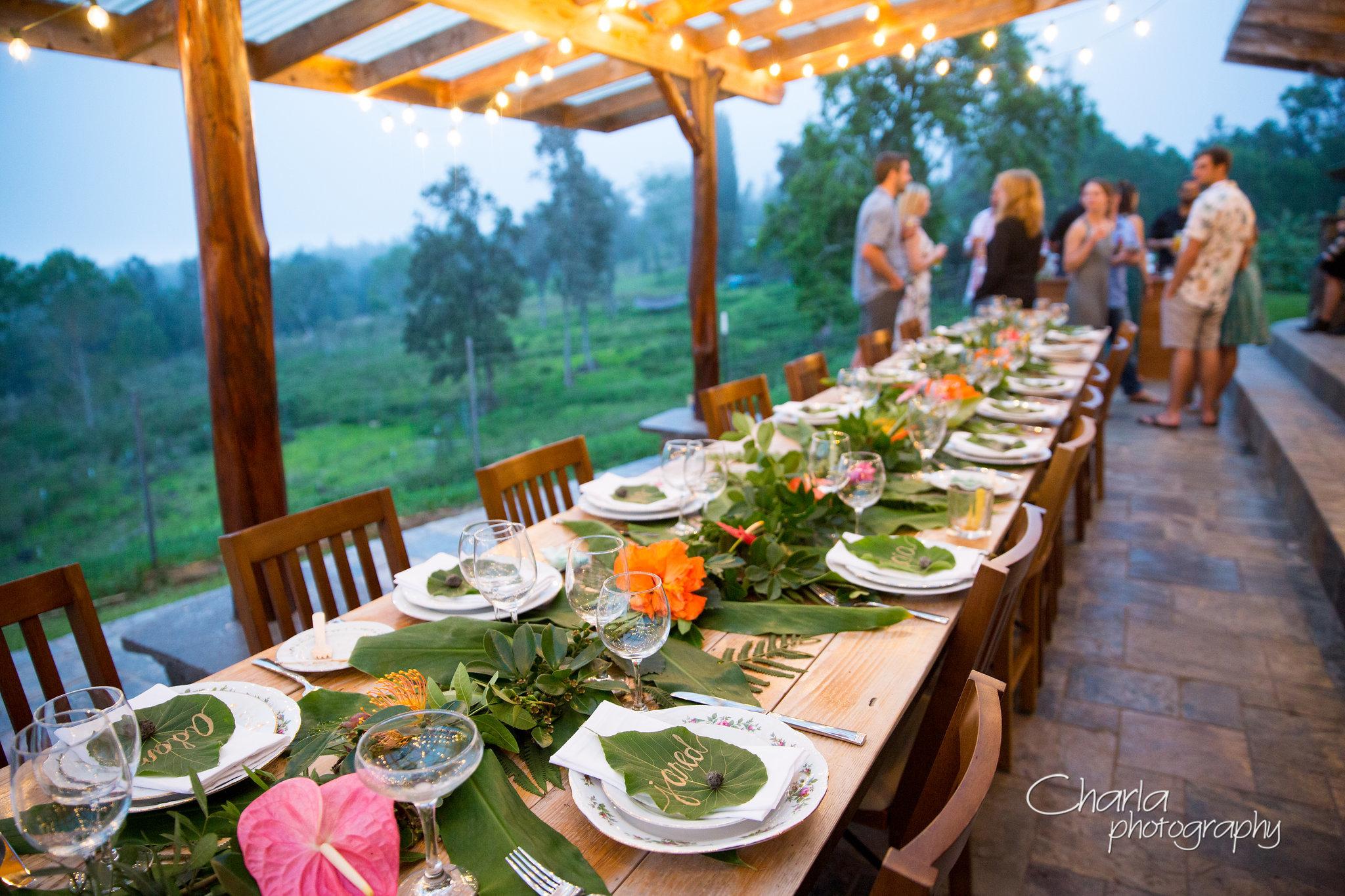 hawaii outdoor event venue
