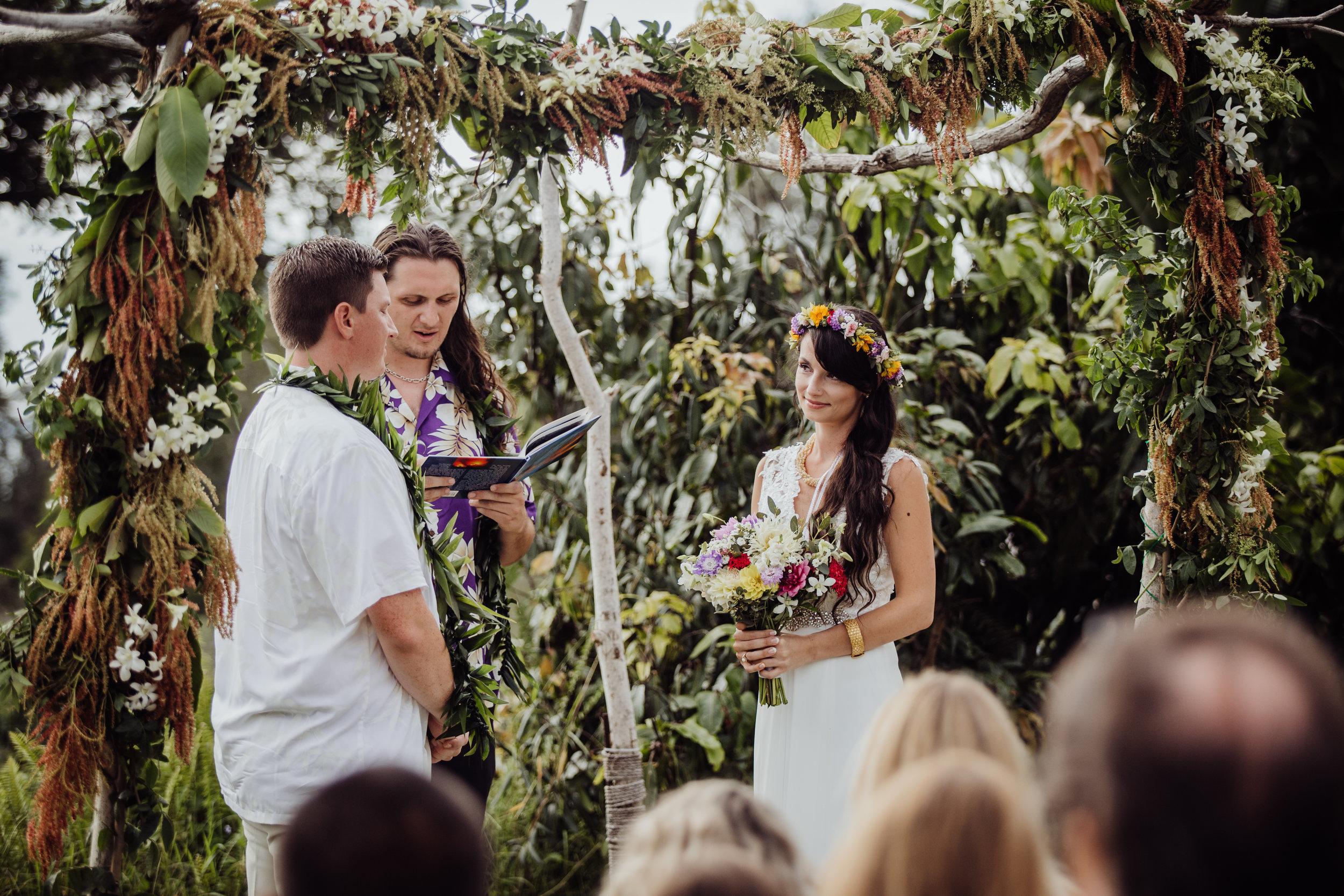 beautiful wedding venue hawaii