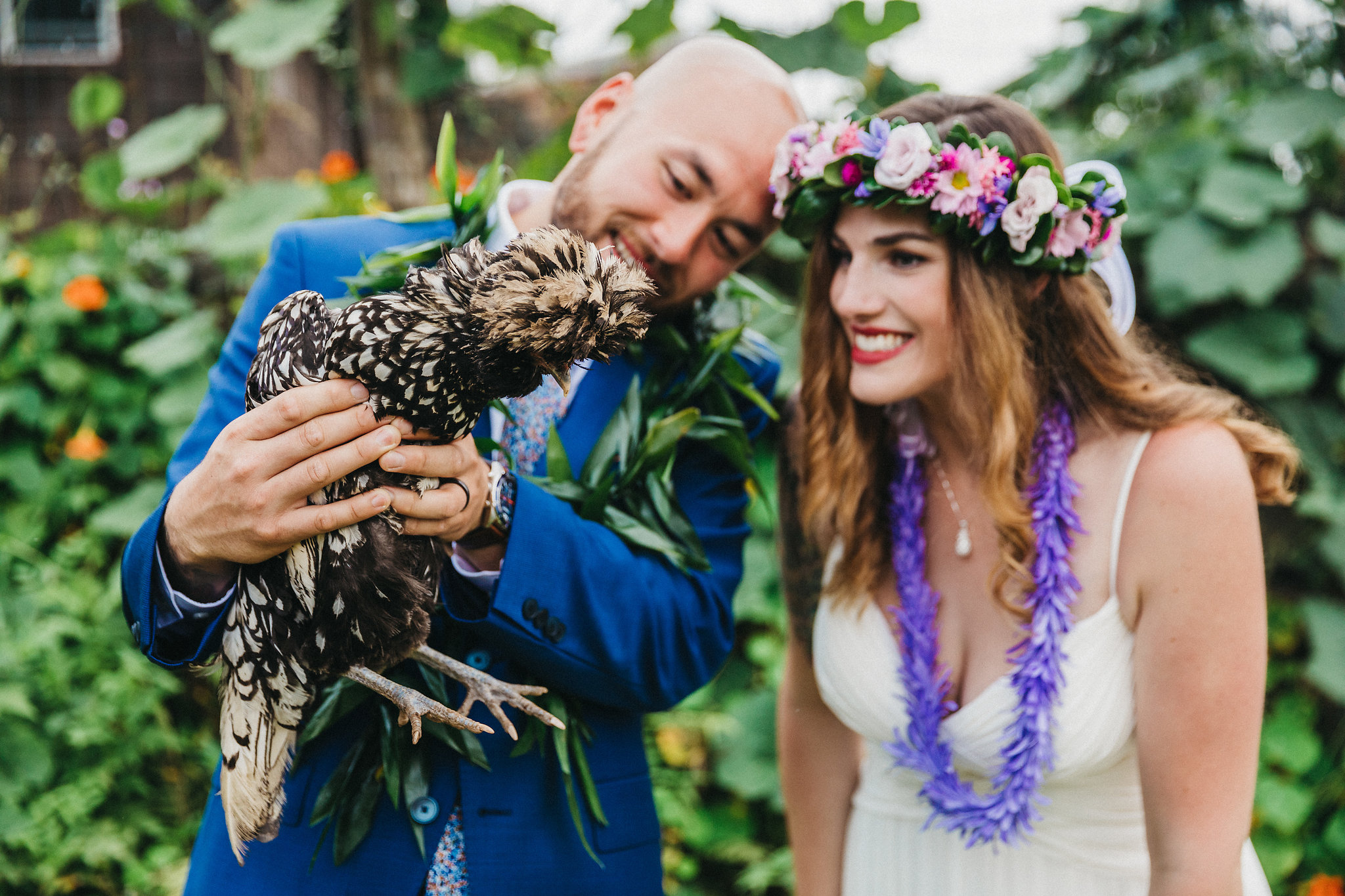 farm wedding big island hawaii