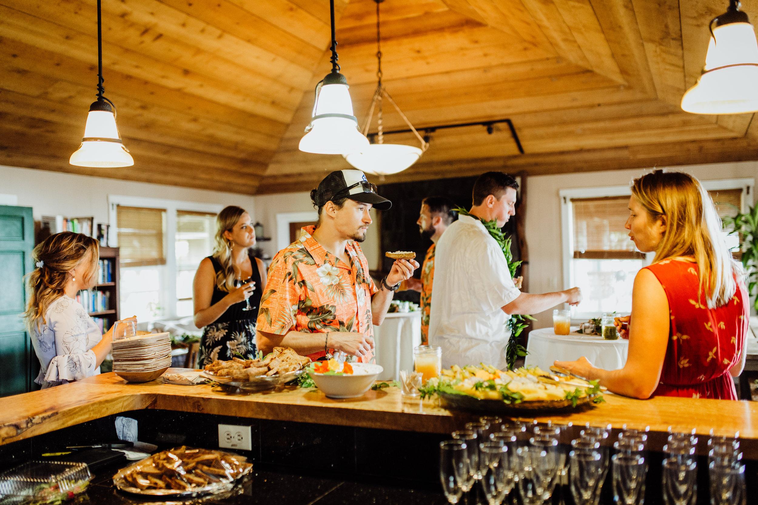 big island wedding on a budget