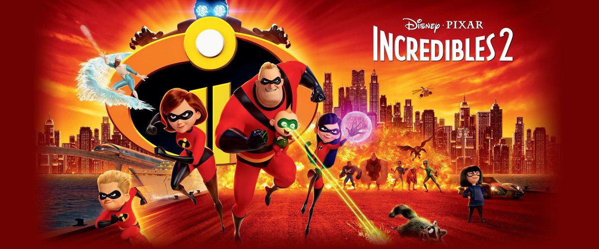 The Incredibles 2 Blog Moonward Animation