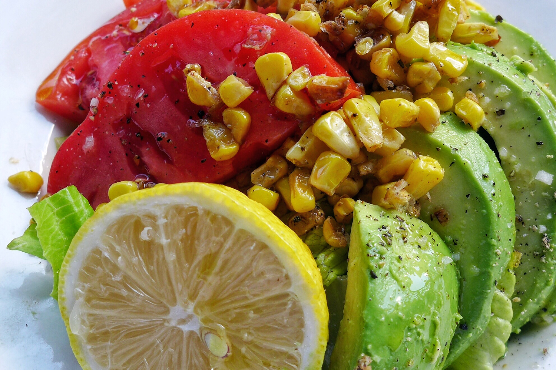 The Avocado Salad
