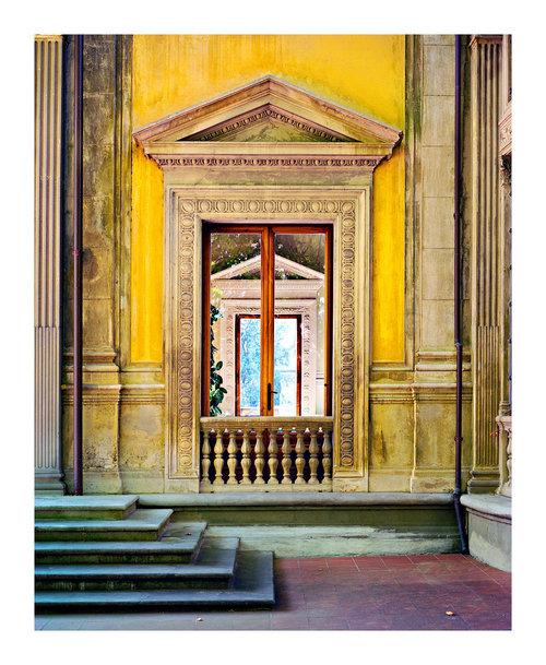 Montecattini Stairs -
