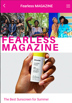 Fearless Magazine