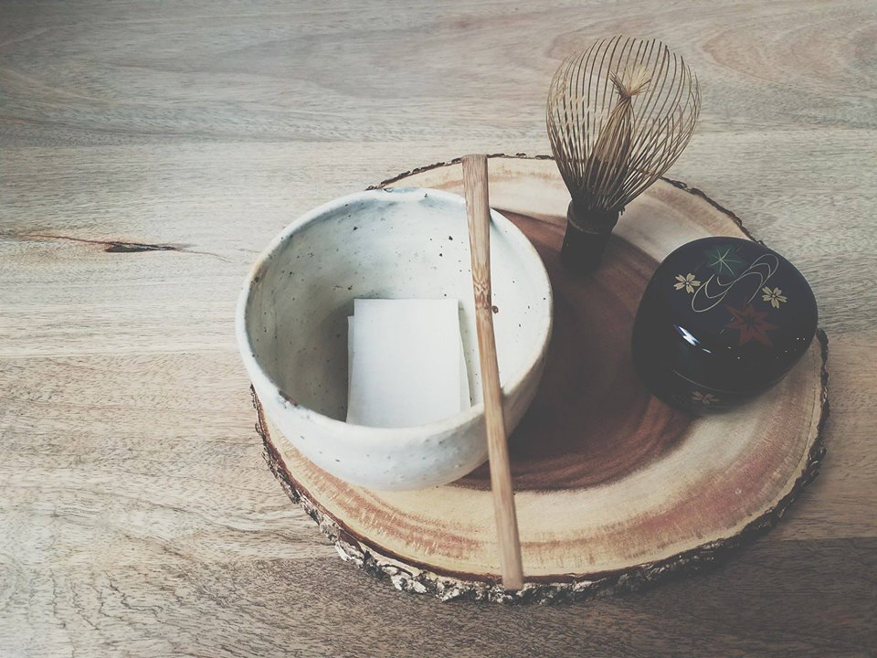 MATCHA WORKSHOP - Capacity: 4 people per workshopPrice: £40 per personWorkshop schedule:-* Introduction to Japanese tea* Tasting of tencha* Introduction to matcha making teaware* Learning how to prepare matcha* Tasting *Homemade wagashi and wasanbon will be served with matcha.