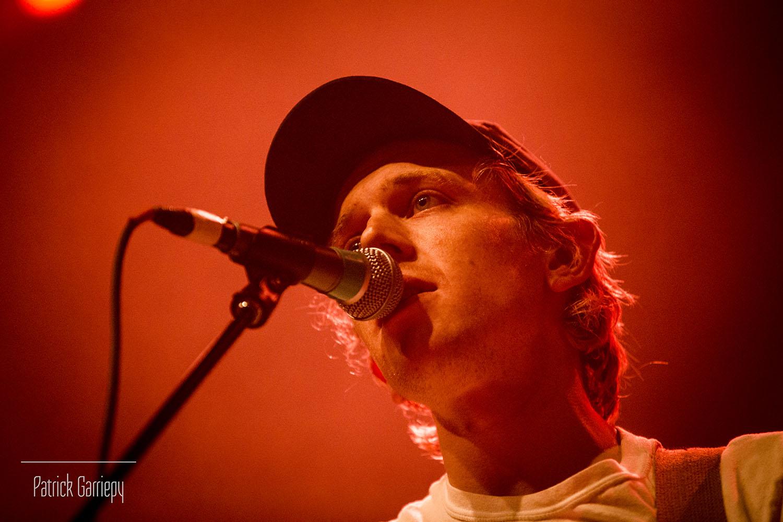TPC Bassist/Lead Singer David Monks