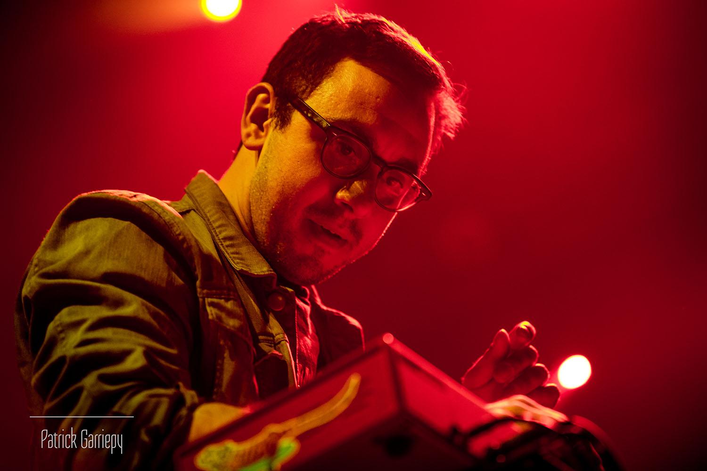 TPC Keyboardist/Guitarist Graham Wright