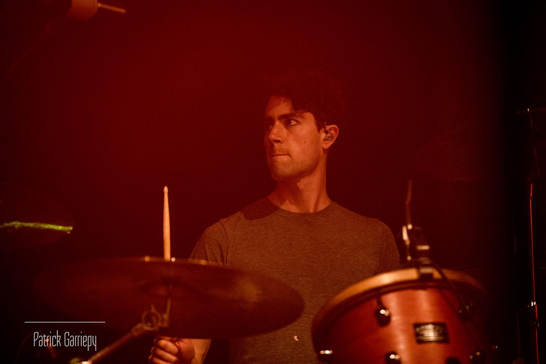TPC Drummer Greg Alsop