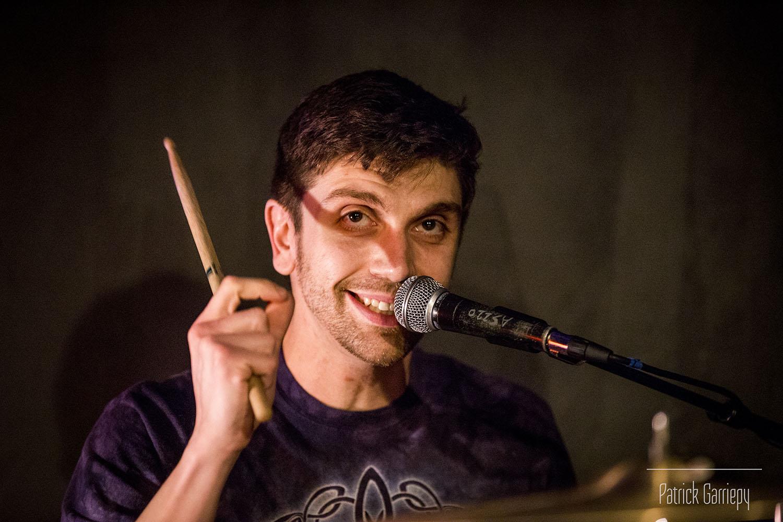 Drummer Casey Belisle