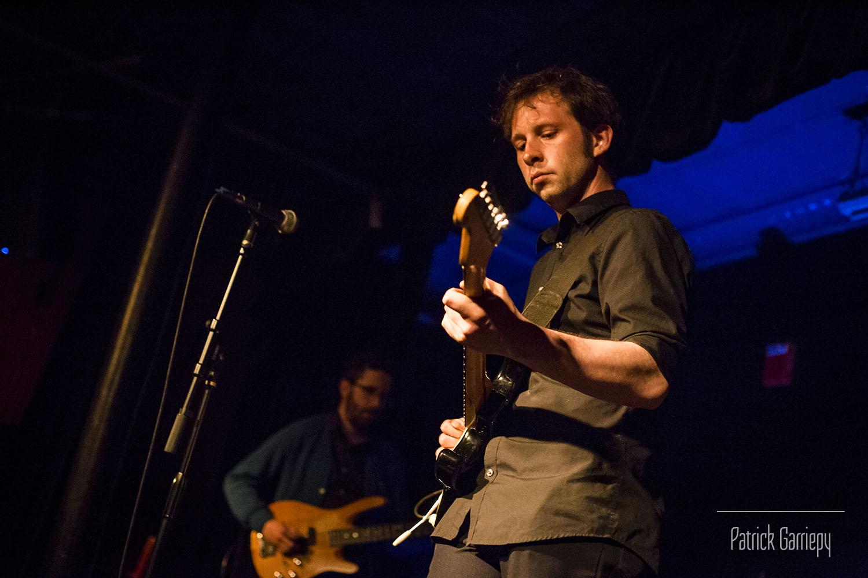 Volcano Kings' guitarist Matthew Whitcomb