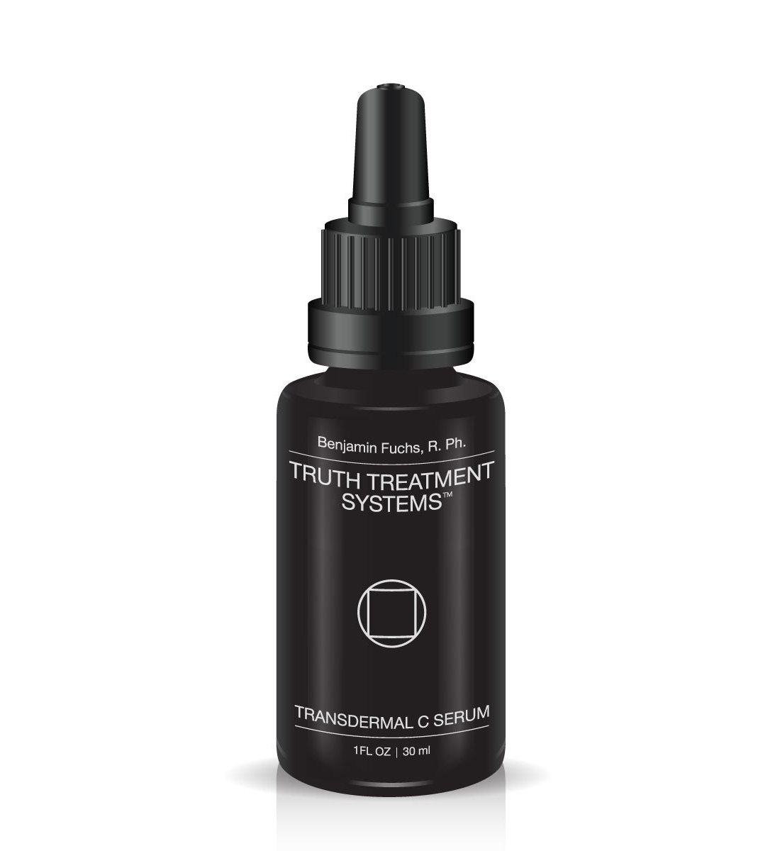Truth Treatments Transdermal C Serum - Ideal for normal to dry, sensitive skin types