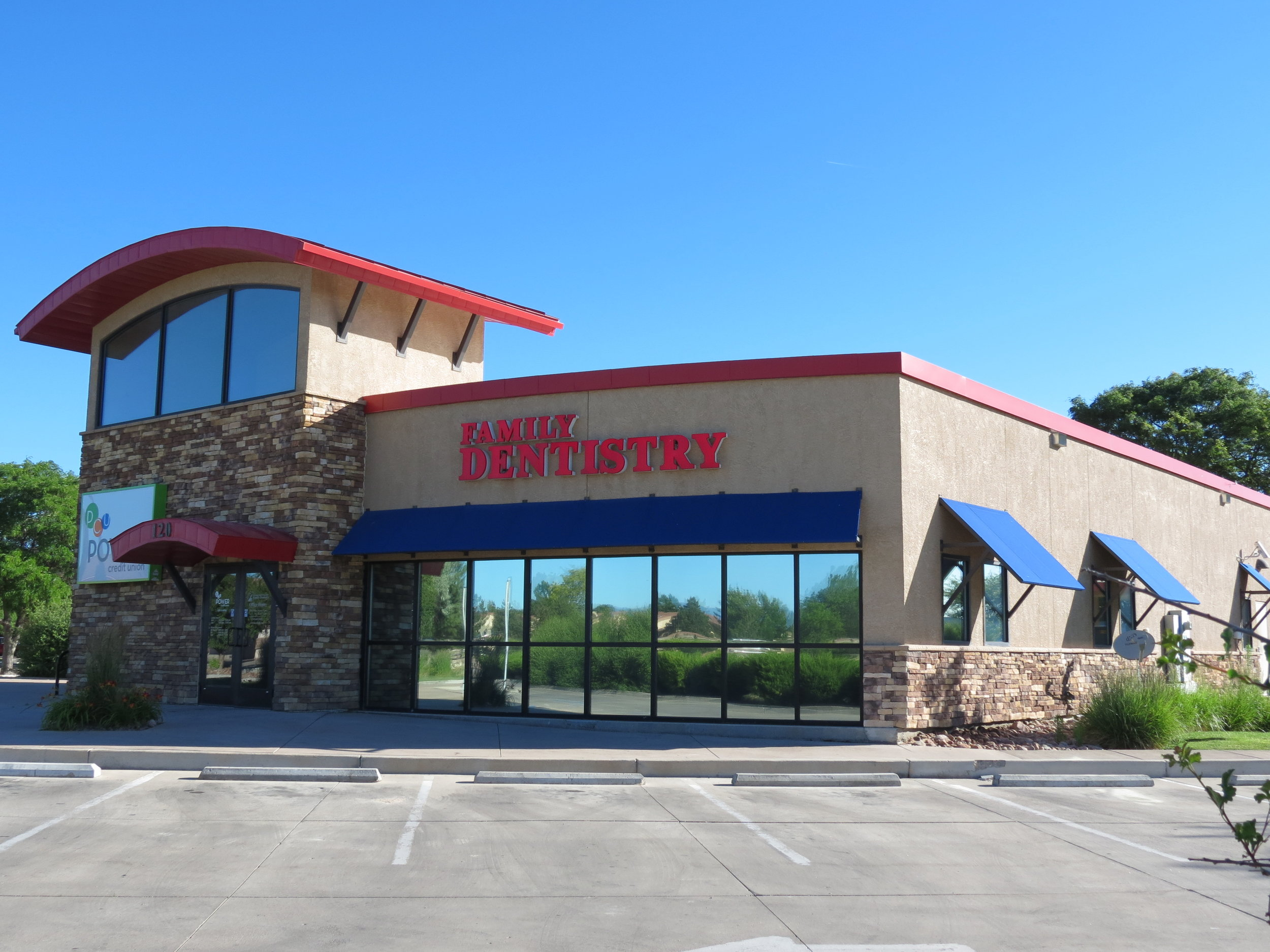 We look forward to seeing you at our office in Pueblo West, CO.