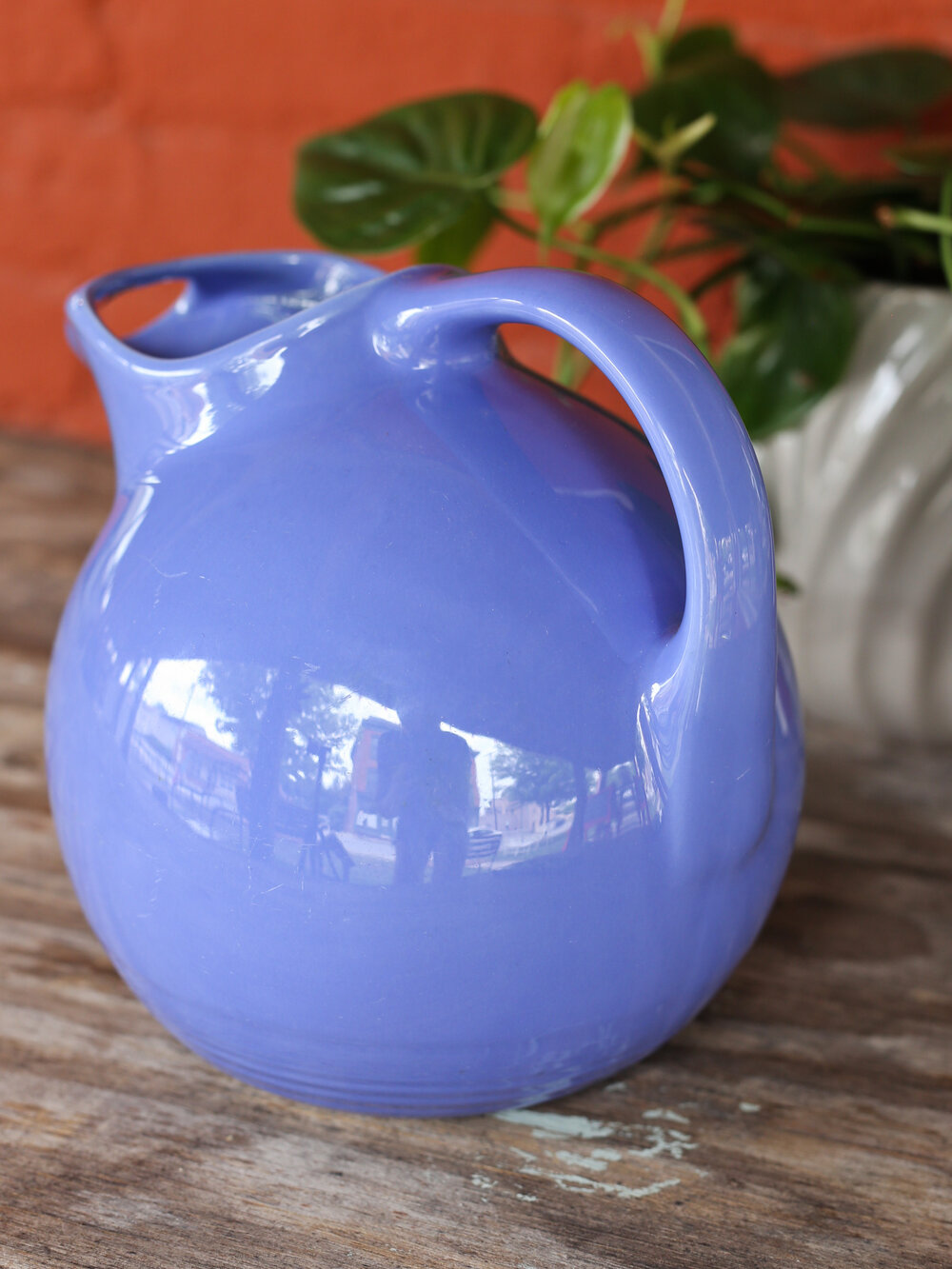 Space Farms Sussex NJ Vintage Small Pitcher