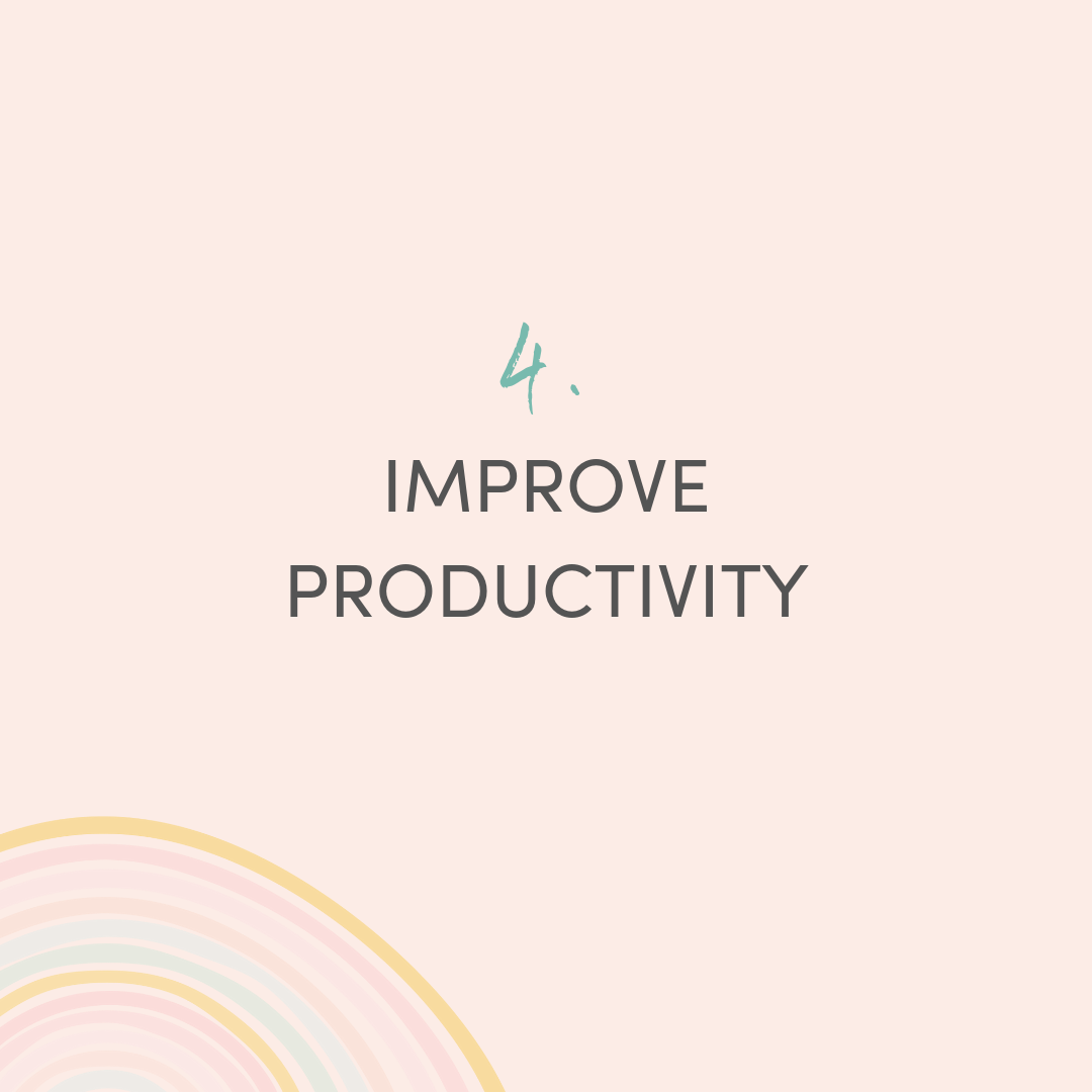 93% of employees take care of personal and family needs during the workday. Provide a service that maximizes professional effectiveness by reducing stress and responsibilities in their personal lives.