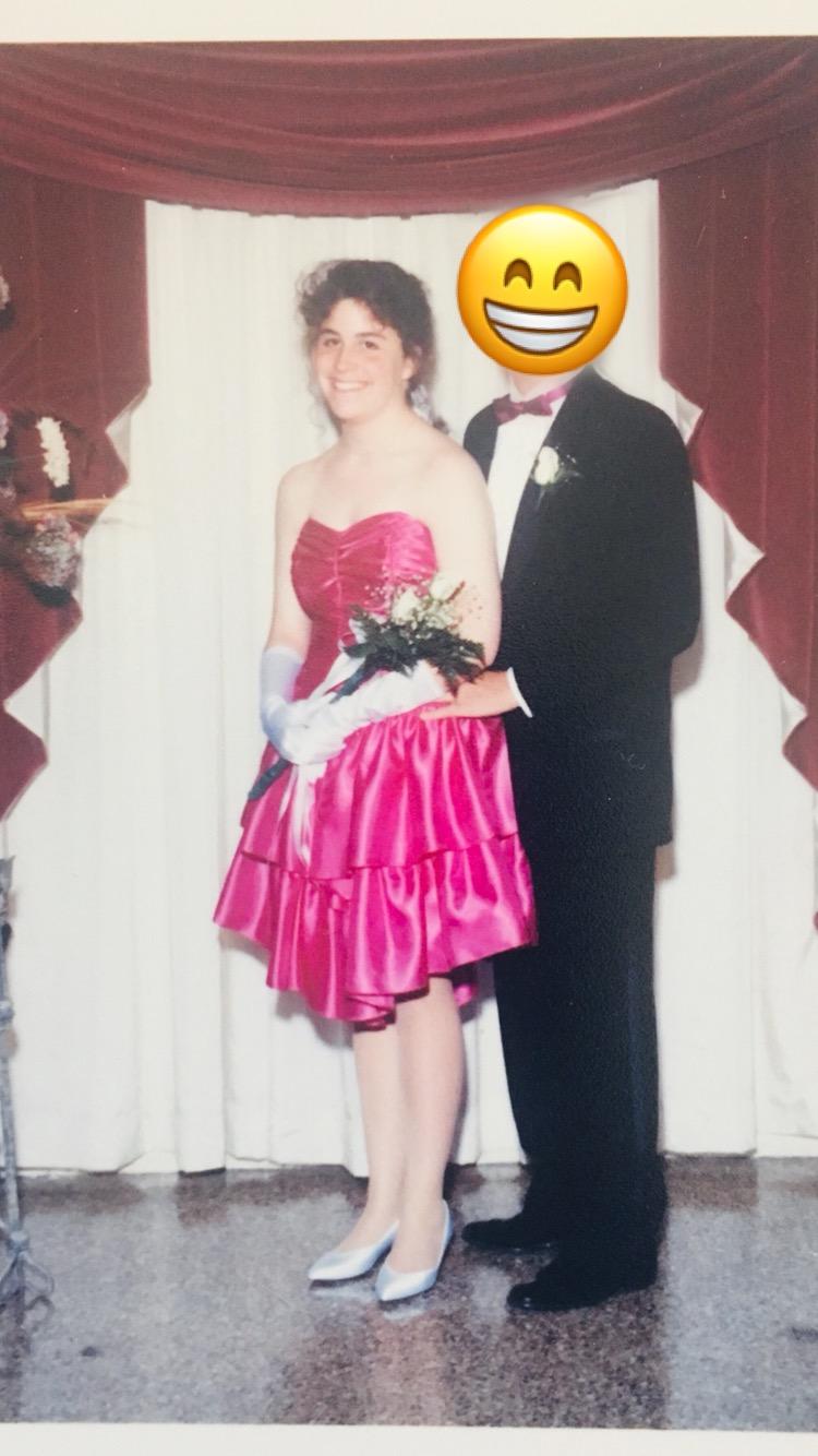 Prom = white glove affair!