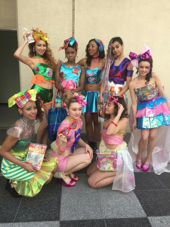 Bunka Fashion College Graduation show -