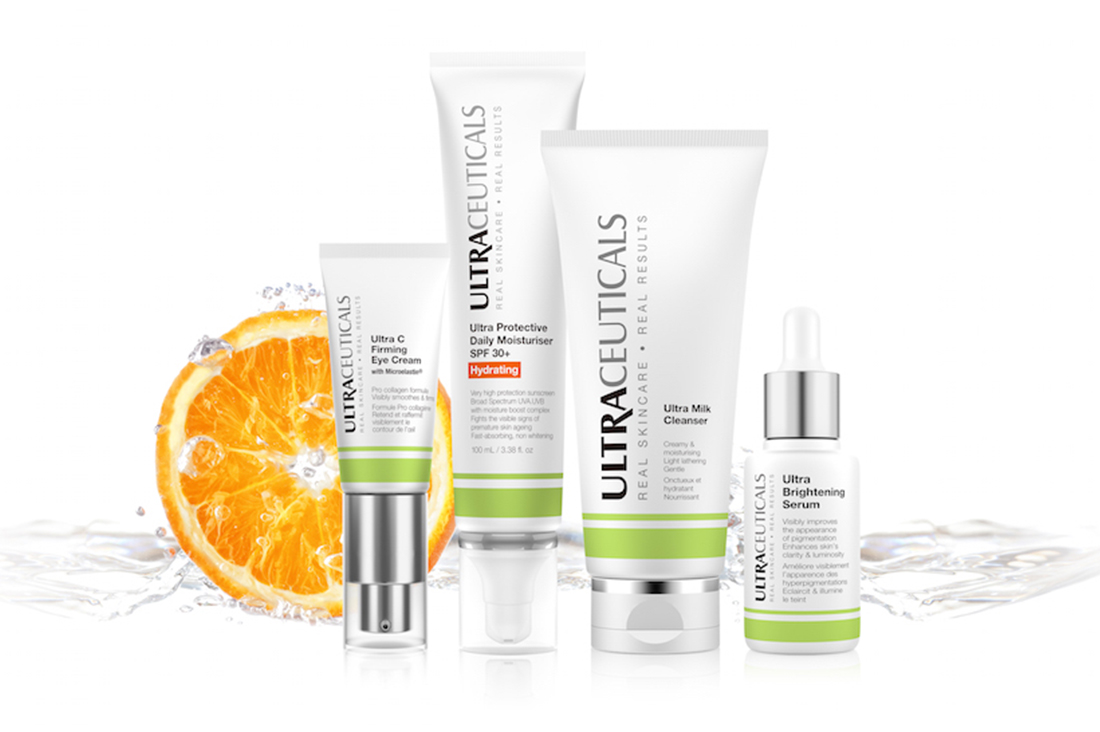 ULTRACEUTICALS SKINCARE - Ultraceuticals are dedicated to creating potent, effective products and are at the forefront of innovation. They use only the latest available ingredients and technologies to consistently release new products and improve existing ones.With a combination of sophisticated, patented delivery systems and potent, proven anti-ageing stars like Vitamin A, Vitamin C and Alpha Hydroxy Acids (AHAs), each product is formulated with maximum safety and effectiveness, so you get results which you can actually see.