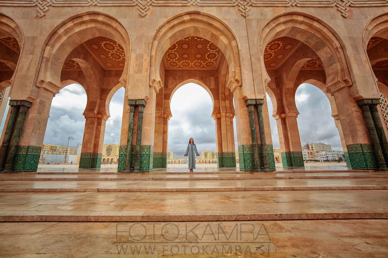 Shanti   2013, Morocco, 100 x 70 cm