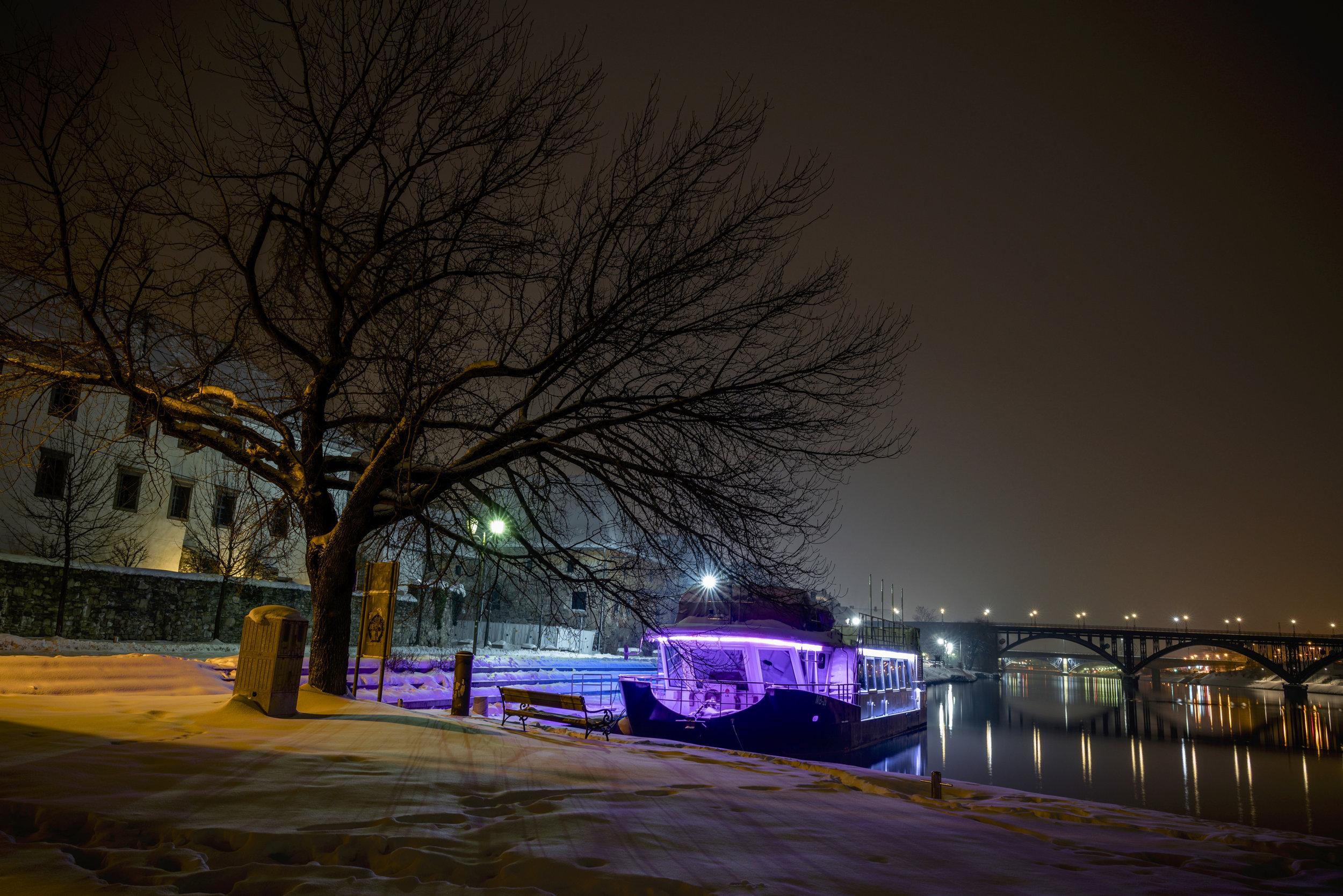Dravska vila ; februar 2018; sony ilce7rm3; sony fe16-35