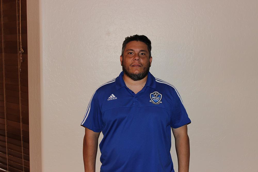 Freddy Solis - 06 Boys CoachContact MSC United
