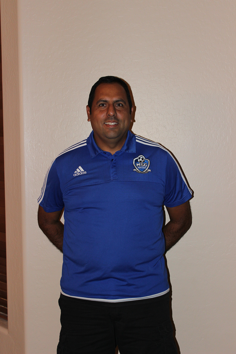 Vince Gallegos - 03 Girls CoachContact MSC United