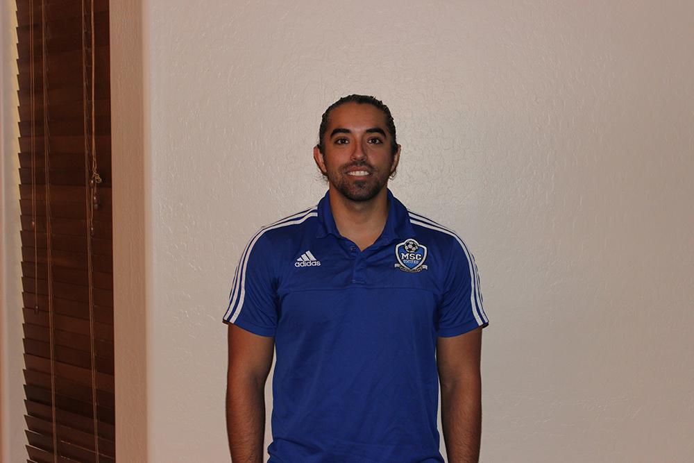 Chris Marrone - 00 Girls CoachContact MSC United